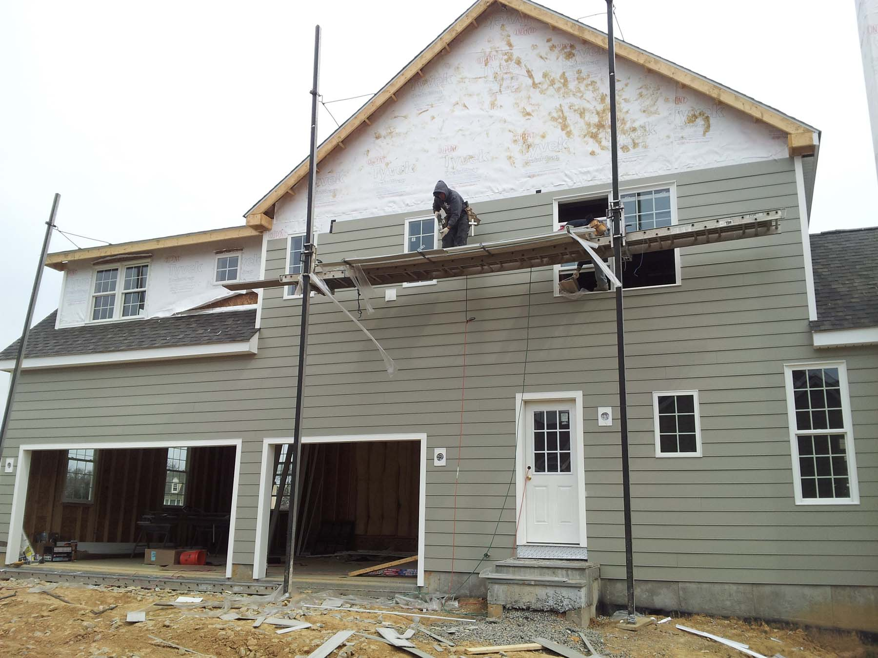 Siding And Roofing East Coast Construction And